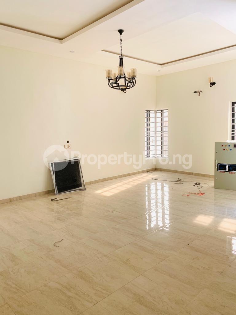 4 bedroom Semi Detached Duplex House for rent Ikota Lekki Lagos - 11