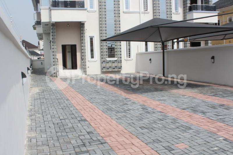 4 bedroom Semi Detached Duplex House for sale - Thomas estate Ajah Lagos - 14