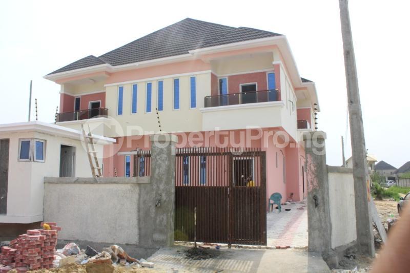4 bedroom Semi Detached Duplex House for sale . Thomas estate Ajah Lagos - 9
