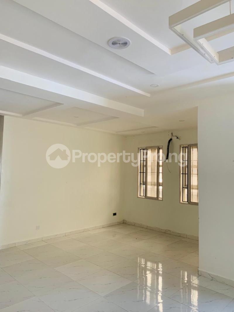 4 bedroom Semi Detached Duplex House for rent chevron Lekki Lagos - 1