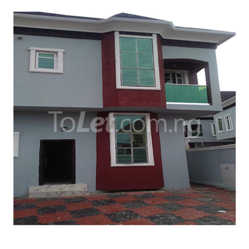 4 bedroom House for rent - Ikota Lekki Lagos - 0