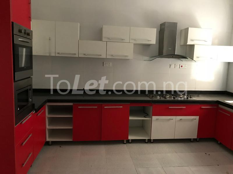 4 bedroom House for rent Lafiaji chevron Lekki Lagos - 8