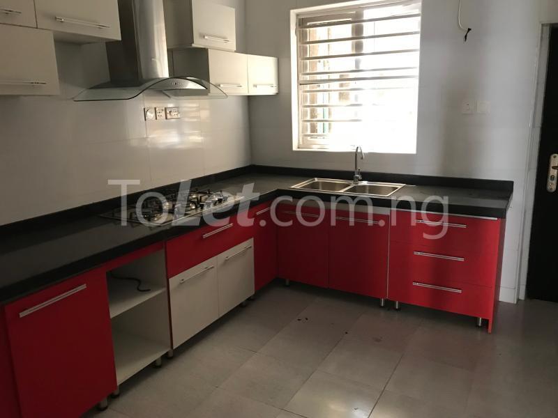4 bedroom House for rent Lafiaji chevron Lekki Lagos - 16