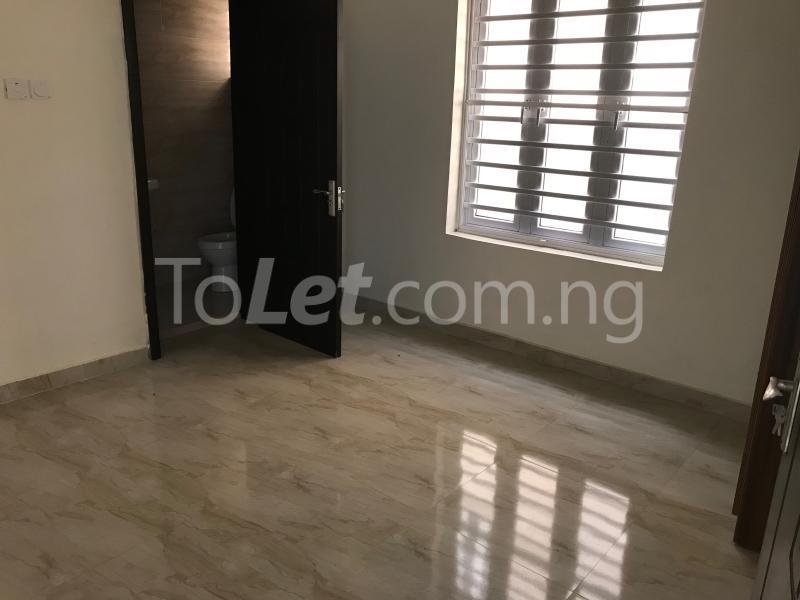 4 bedroom House for rent Lafiaji chevron Lekki Lagos - 1