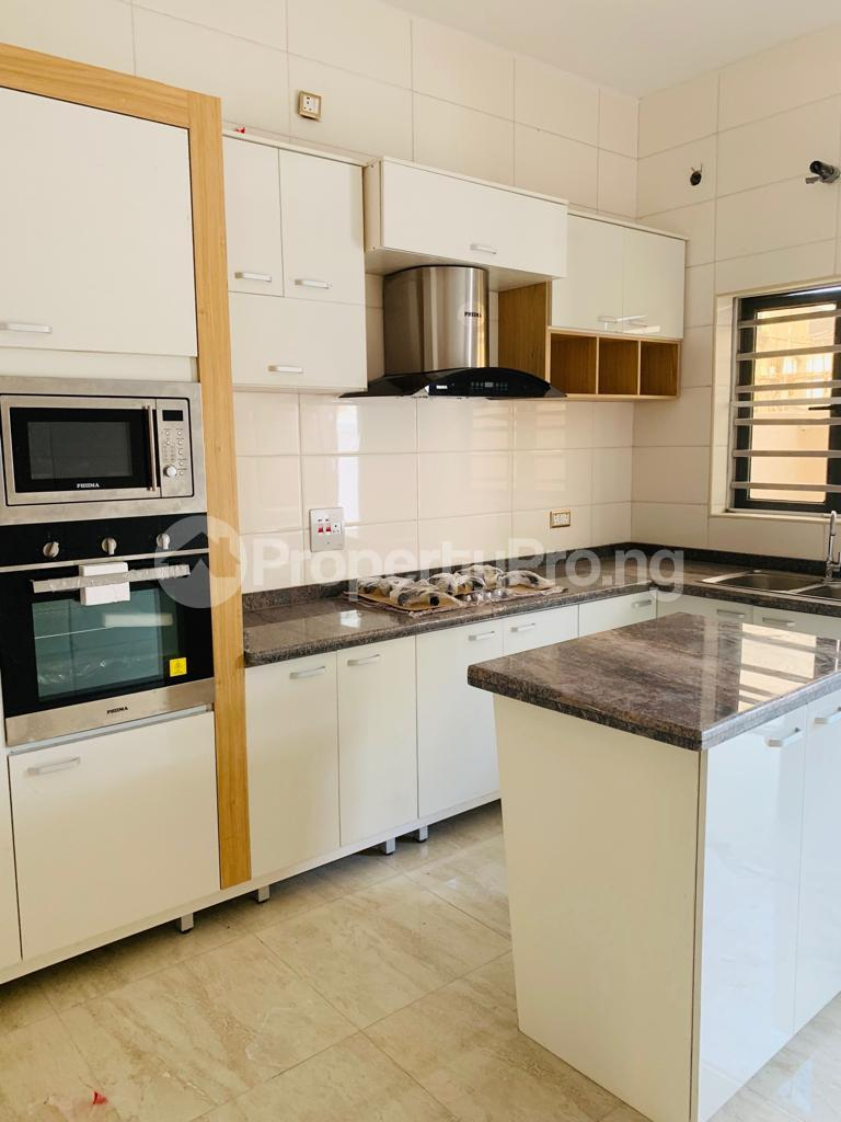 4 bedroom Semi Detached Duplex House for rent Ikota Lekki Lagos - 2