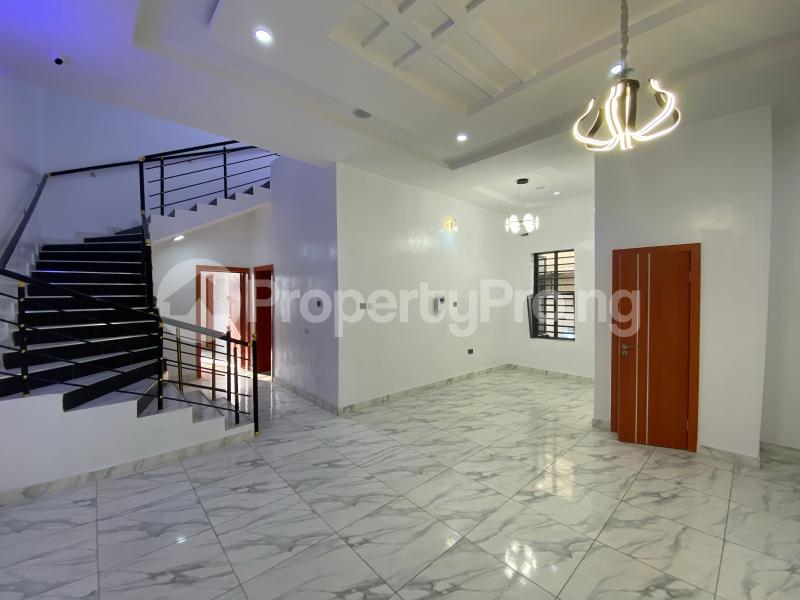 4 bedroom Semi Detached Duplex House for rent Oral Estate Lekki Lagos - 1