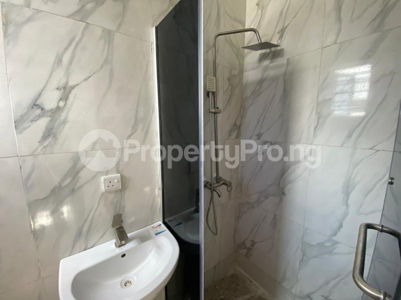 4 bedroom Semi Detached Duplex House for rent Oral Estate Lekki Lagos - 7