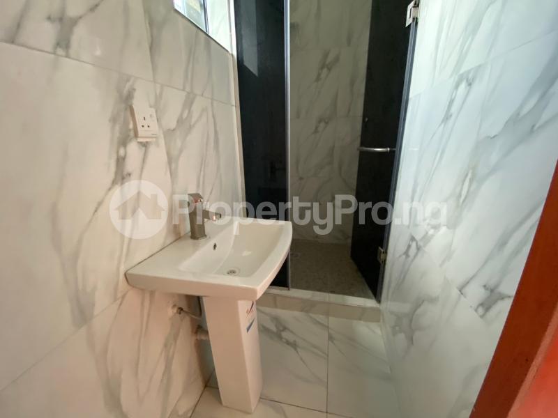 4 bedroom Semi Detached Duplex House for rent Oral Estate Lekki Lagos - 17