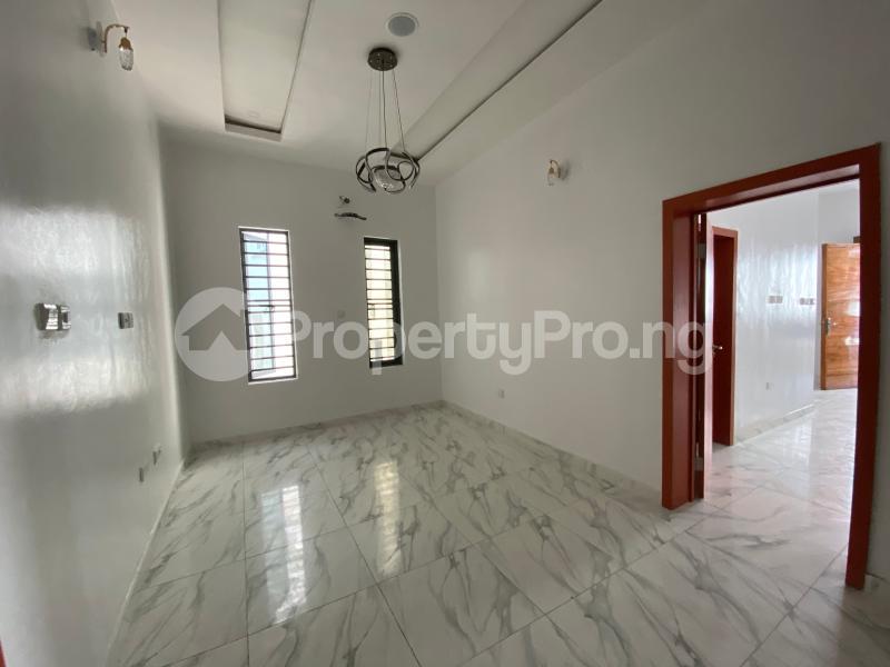 4 bedroom Semi Detached Duplex House for rent Oral Estate Lekki Lagos - 8
