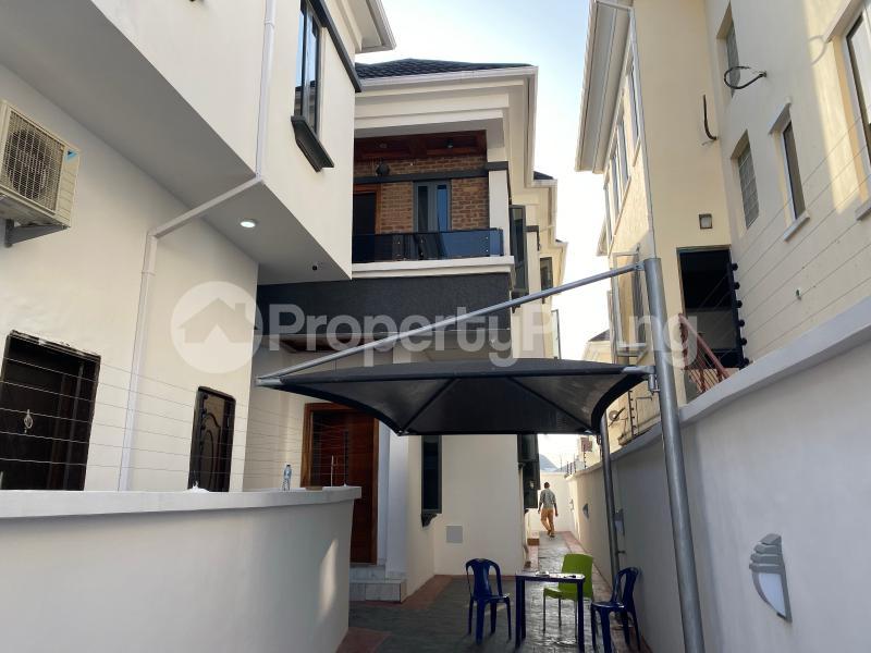 4 bedroom Semi Detached Duplex House for rent Oral Estate Lekki Lagos - 0