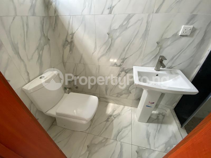 4 bedroom Semi Detached Duplex House for rent Oral Estate Lekki Lagos - 15