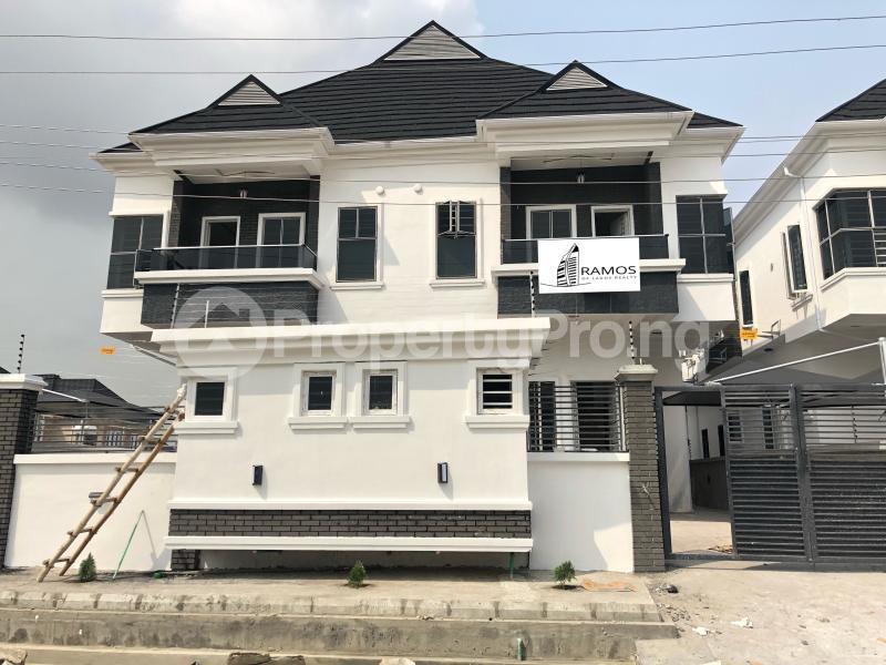 4 bedroom Detached Duplex House for sale Oral Oral Estate Lekki Lagos - 0