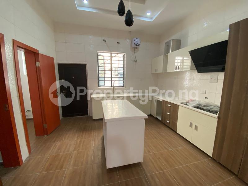 4 bedroom Semi Detached Duplex House for rent Oral Estate Lekki Lagos - 2