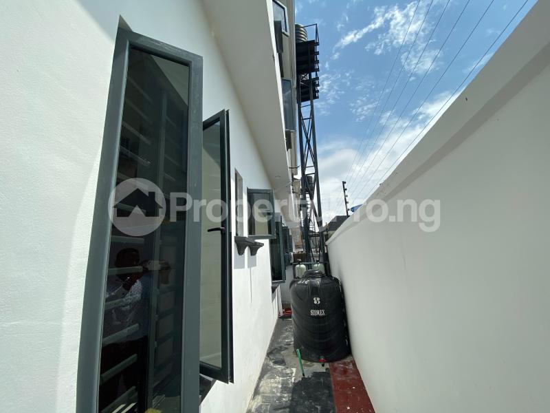 4 bedroom Semi Detached Duplex House for rent Oral Estate Lekki Lagos - 20