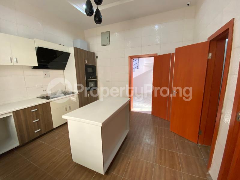 4 bedroom Semi Detached Duplex House for rent Oral Estate Lekki Lagos - 3