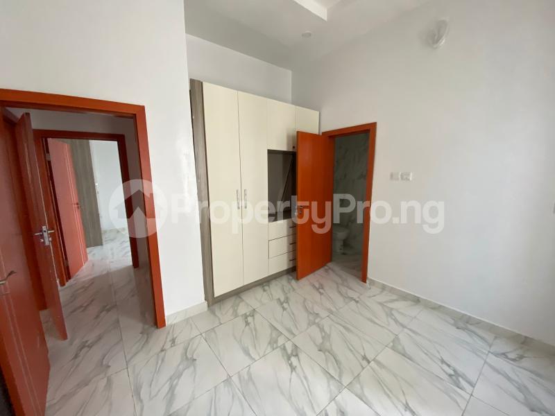 4 bedroom Semi Detached Duplex House for rent Oral Estate Lekki Lagos - 13