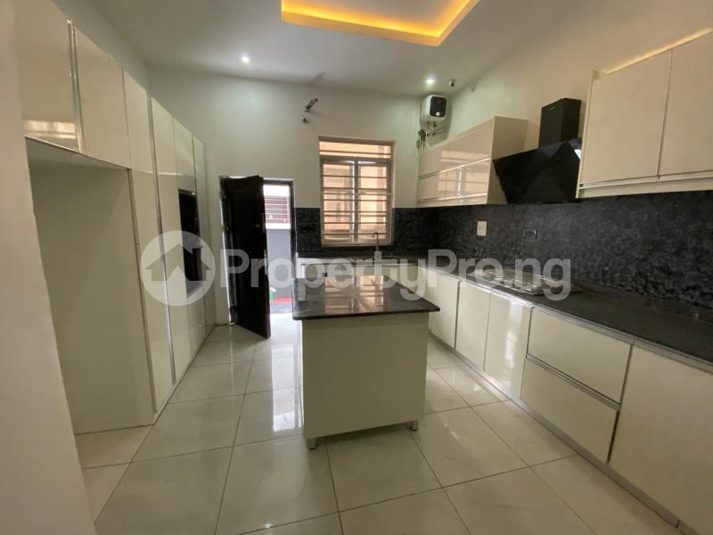 4 bedroom Detached Duplex House for sale Osapa london Lekki Lagos - 4