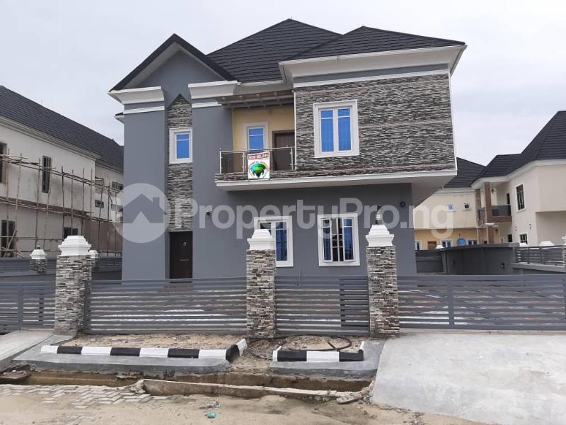 4 bedroom Detached Duplex House for sale  Lekki County Estate , Lagos Lekki Phase 2 Lekki Lagos - 0