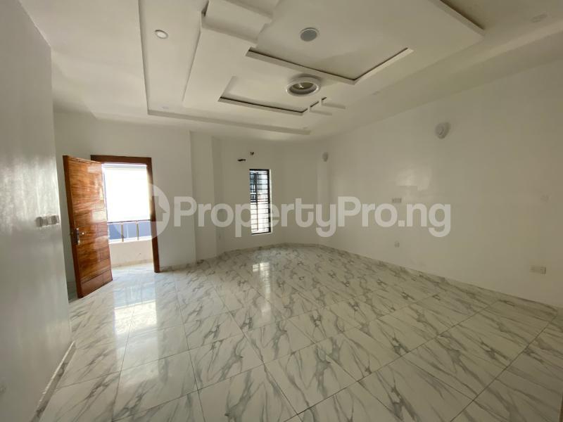 4 bedroom Semi Detached Duplex House for rent Oral Estate Lekki Lagos - 9