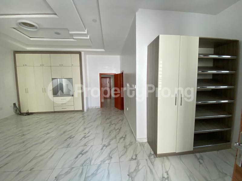 4 bedroom Semi Detached Duplex House for rent Oral Estate Lekki Lagos - 10