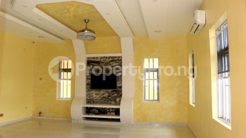 4 bedroom Semi Detached Duplex House for sale Buena vista estate  chevron Lekki Lagos - 1