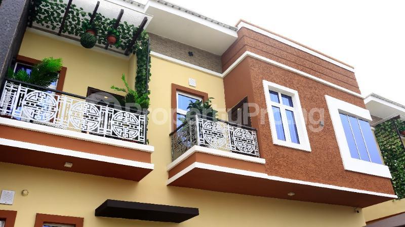 4 bedroom Semi Detached Duplex House for sale Buena vista estate  chevron Lekki Lagos - 5