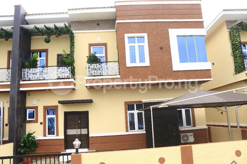 4 bedroom Semi Detached Duplex House for sale Buena vista estate  chevron Lekki Lagos - 0
