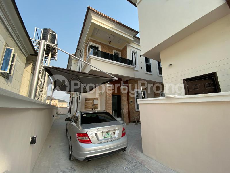 4 bedroom Semi Detached Duplex House for sale Lekki County Lekki Phase 2 Lekki Lagos - 8