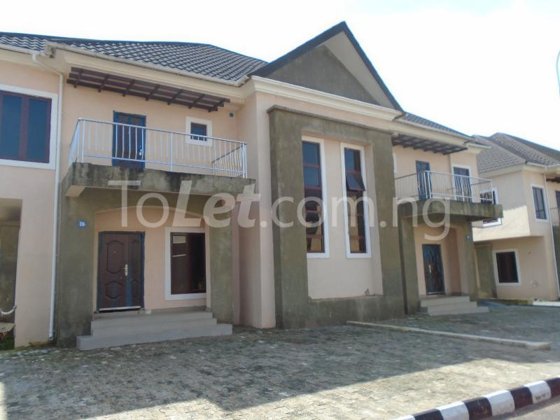 4 bedroom House for sale MBORA Nbora Abuja - 1