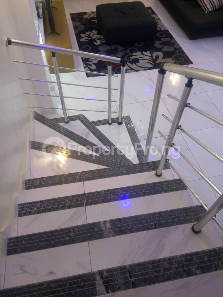 4 bedroom Semi Detached Duplex House for shortlet Chevy view estate, Lekki Lagos - 5