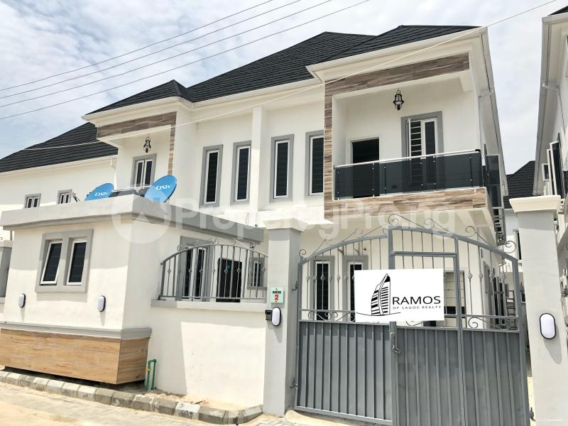 4 bedroom Semi Detached Duplex House for sale Orchid Lekki Phase 2 Lekki Lagos - 0