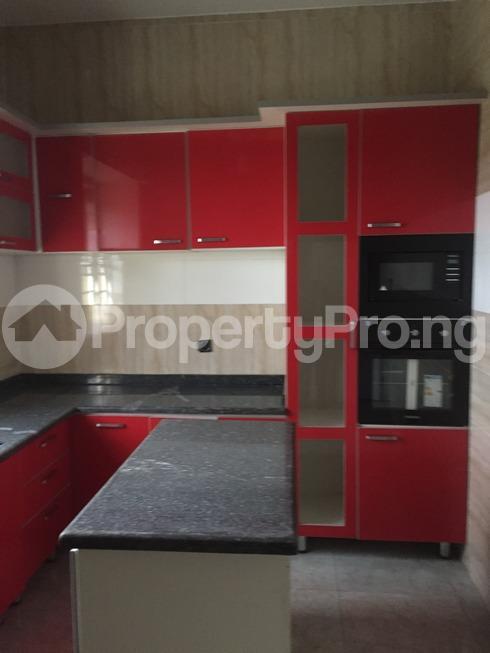 4 bedroom Semi Detached Duplex House for sale chevron drive chevron Lekki Lagos - 5