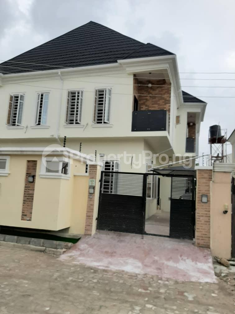 4 bedroom Semi Detached Duplex House for sale - Agungi Lekki Lagos - 0