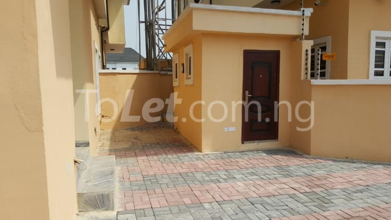 4 bedroom House for sale - Agungi Lekki Lagos - 6