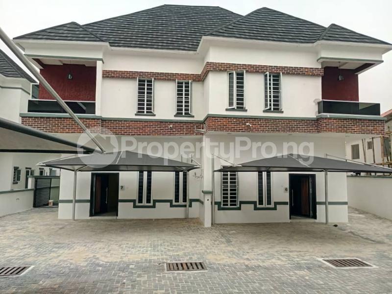 4 bedroom Semi Detached Duplex House for sale Daniels Garden  Osapa london Lekki Lagos - 10