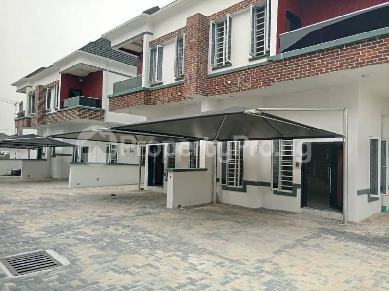 4 bedroom Semi Detached Duplex House for sale Daniels Garden  Osapa london Lekki Lagos - 4