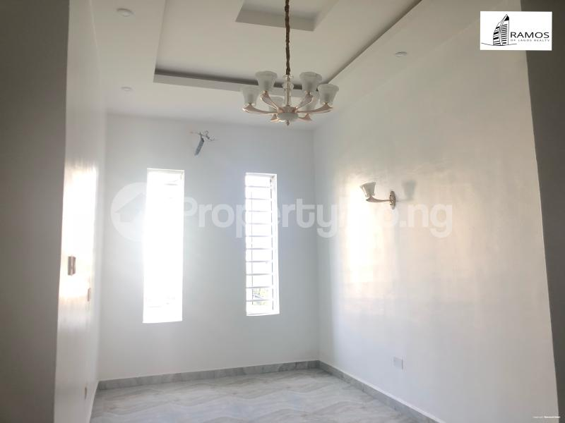 4 bedroom Semi Detached Duplex House for rent Oral Oral Estate Lekki Lagos - 3