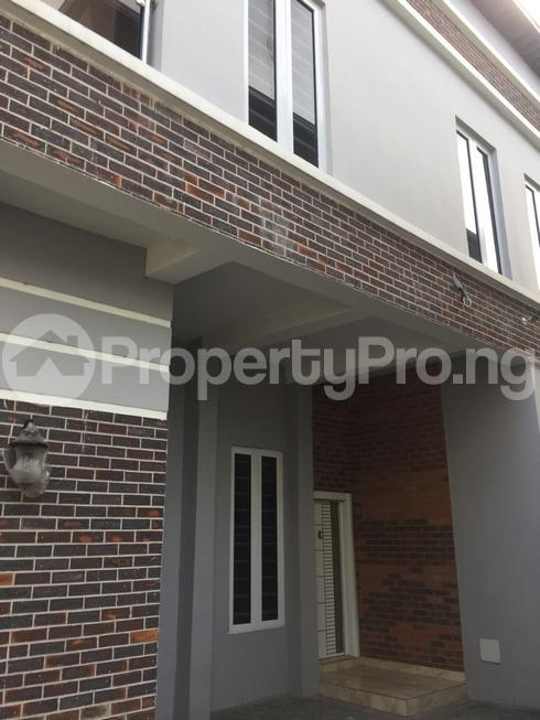 4 bedroom Semi Detached Duplex House for sale chevron drive  chevron Lekki Lagos - 2