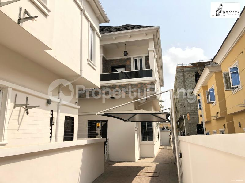 4 bedroom Semi Detached Duplex House for rent Oral Oral Estate Lekki Lagos - 0