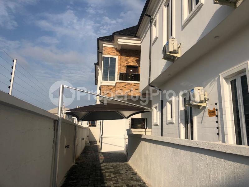 4 bedroom Semi Detached Duplex House for rent chevron Lekki Lagos - 0