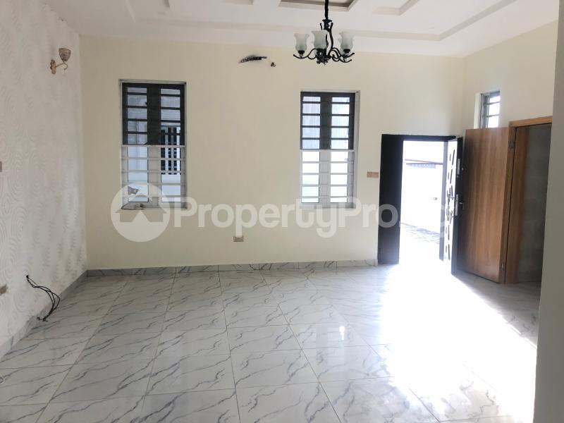 4 bedroom Semi Detached Duplex House for rent chevron Lekki Lagos - 1