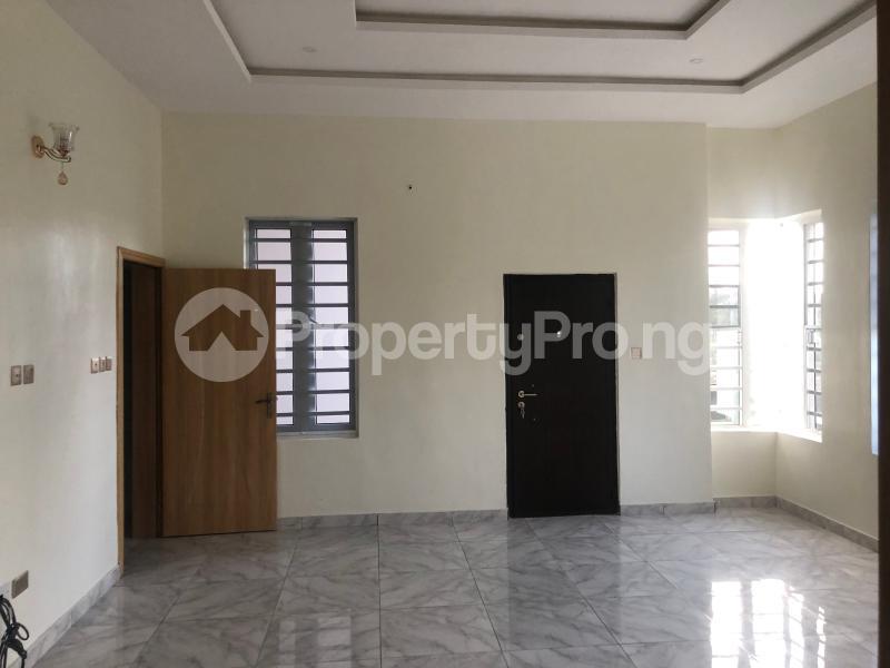 4 bedroom Semi Detached Duplex House for rent chevron Lekki Lagos - 8