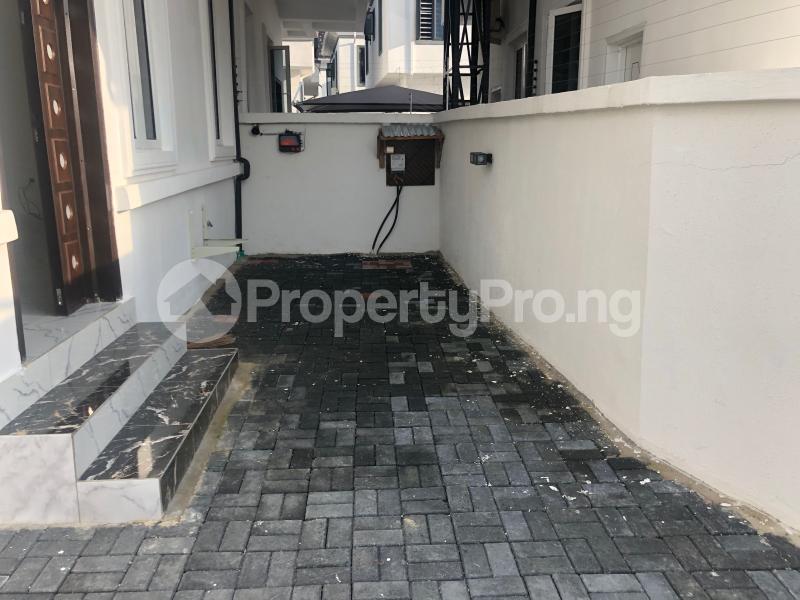 4 bedroom Semi Detached Duplex House for rent chevron Lekki Lagos - 16