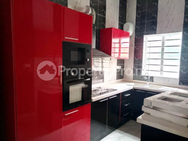 4 bedroom Semi Detached Duplex House for sale Daniels Garden  Osapa london Lekki Lagos - 6