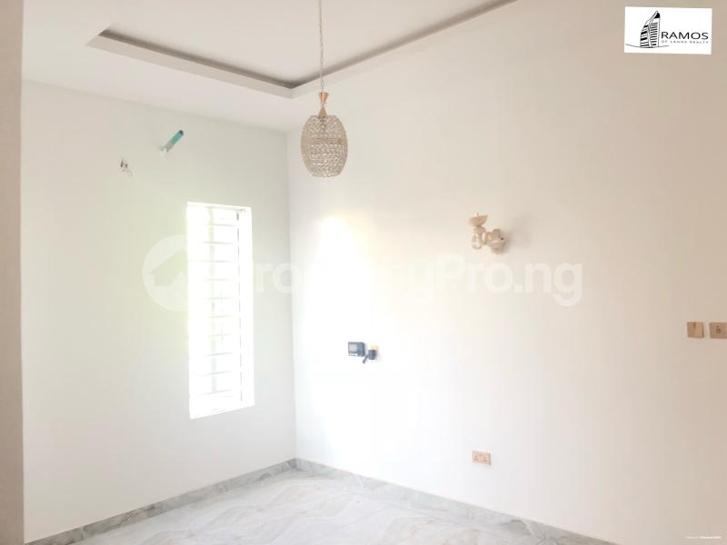 4 bedroom Semi Detached Duplex House for rent Oral Oral Estate Lekki Lagos - 1
