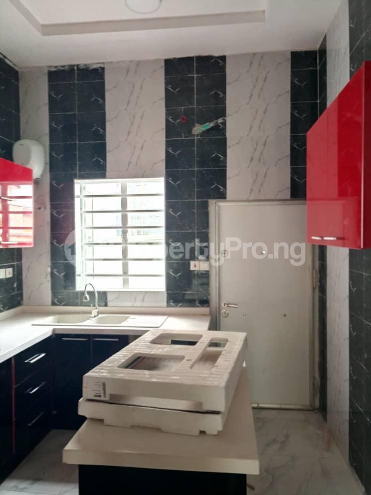 4 bedroom Semi Detached Duplex House for sale Daniels Garden  Osapa london Lekki Lagos - 2