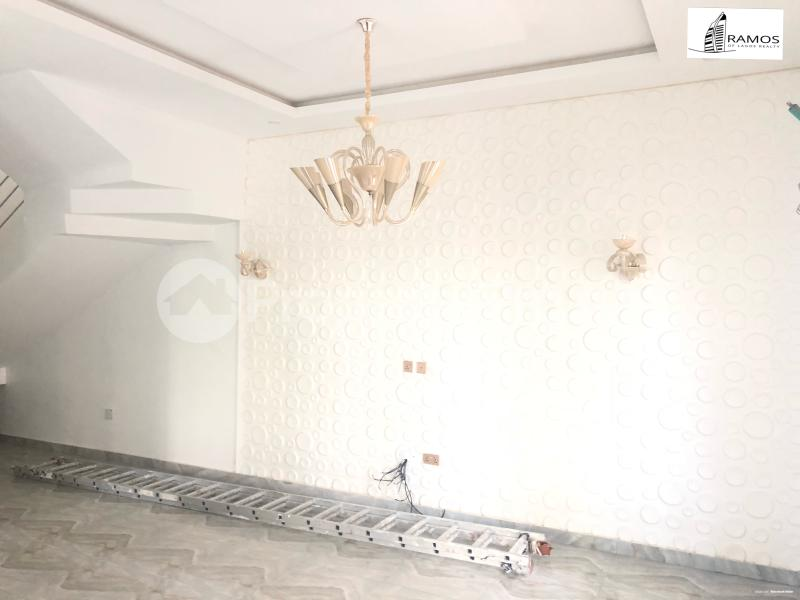 4 bedroom Semi Detached Duplex House for rent Oral Oral Estate Lekki Lagos - 2