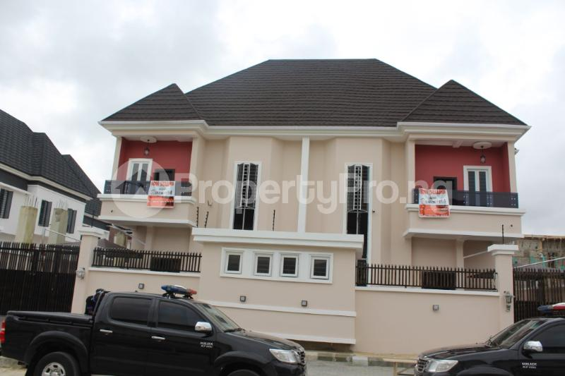 4 bedroom Semi Detached Duplex House for sale - chevron Lekki Lagos - 0