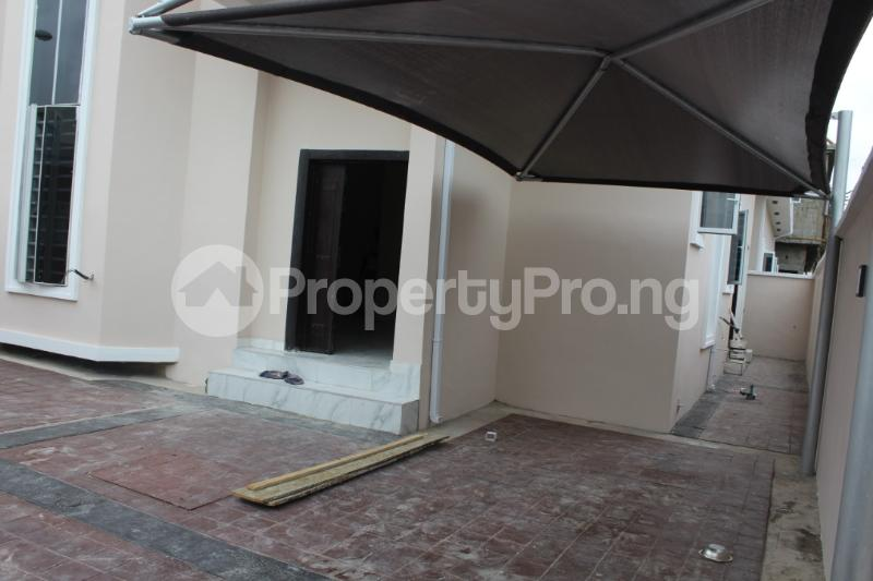 4 bedroom Semi Detached Duplex House for sale - chevron Lekki Lagos - 20