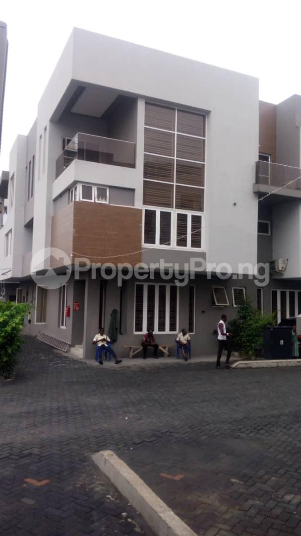 4 bedroom Semi Detached Duplex House for sale . Osapa london Lekki Lagos - 0